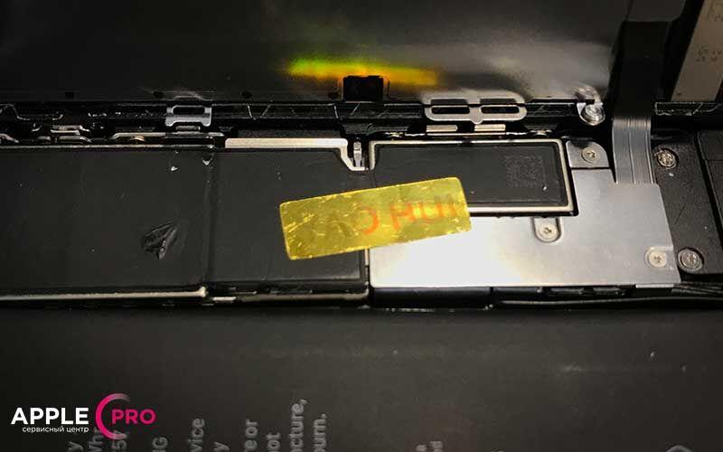 Признаки восстановленного айфона 3